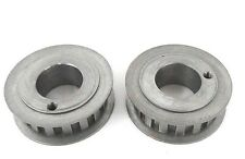 LOT OF 2 NEW LOUDON MACHINE INC. WG37B004 PULLEY GEARS 1INCH 18TEETH