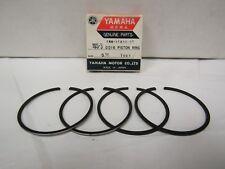 GENUINE NOS Yamaha 1967 YDS5 Piston Ring Set 156-11610-30