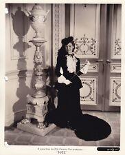 LORETTA YOUNG Beautiful Original Vintage 1939 Fox Studio FASHION Portrait Photo