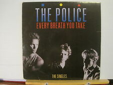 THE POLICE Every Breath I take + inner sleeve FREE UK POST