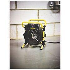 Stanley ST-52-241-E Turbo Taller Garaje Caravana Ventilador Calefactor Eléctrico 2000W