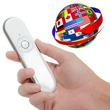 Personal Travel Assistant/Pocket Translator Device Translates over 40 Languages