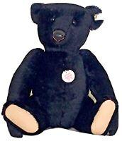 Steiff Schwarzbär Replica 1907 Black Mohair Bear 40 cm EAN 406003 #1772 LE 4,000