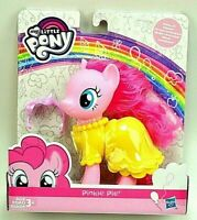 "MY LITTLE PONY HASBORO ""PINKIE PIE"" SNAP ON DRESS UP TOY FIGURE 6 INCH 3+"