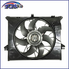 RADIATOR COOLING FAN ASSEMBLY FOR MERCEDES BENZ ML350 ML450 ML500 R320 R350 R500