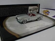 """Minichamps 437143030 - Chrysler Ghia Falcon Cabrio Bj. 1955 """" silber """" 1:43  NEU"""
