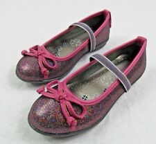 Girl's Hush Puppies Flowerhill Mary Jane Shoes Size 12 US Kids -NEW in Box
