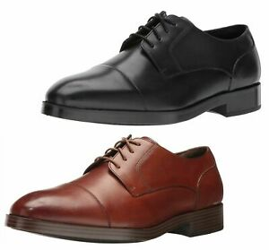 Cole Haan Men's Classic Shoes Henry Grand Cap Toe Oxfords Genuine Leather