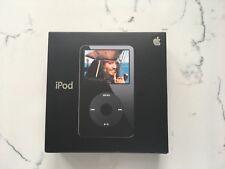 Apple iPod Classic Video 5th 5.5th Generation Black (80GB) model MA450LL/A