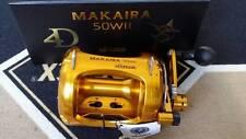 Okuma Makaira Two Speeds MK-50WII Gold Lever Drag Fishing Reel