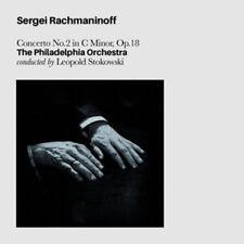 Sergei Rachmaninoff - Concerto No2 in C Minor Op.18 [New CD] Spain - Import