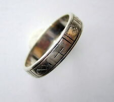 Sterling Silver Finger Ring 2.91 gram (Us Size 7)