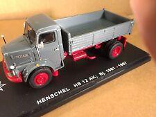 Henschel  HS 12 AK 1961- 1967 Grey Golden Olies item G000115 scale 1:50