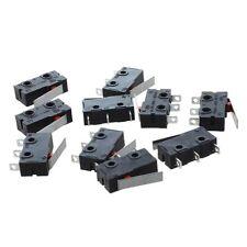 10 pz AC 125V 5A SPDT 1NO 1NC Corto Leva Cerniera Mini Mini Interruttore I3 T4R0
