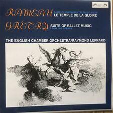 SOL 297 Rameau Le Temple De La Gloire / Gretry Ballet Music / Leppard / ECO