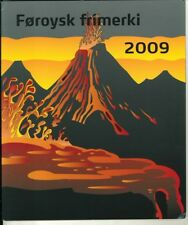Faroe Islands 2009 Year Pack - 12 Stamps, 3 Souvenir Sheets - Mint NH (S290)