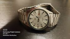 Seiko 5 Automatic 7009-3040 Classic 24h Dial Japanese Movement Small Case Watch