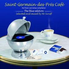 Saint Germain des Pres Cafe The Blue Edition 2CDs Neu OVP Bonobo