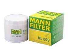 Oil Filter Genuine Mann Filter