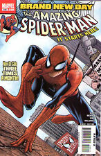 AMAZING SPIDER-MAN (1963) #546 - Brand New Day - Back Issue