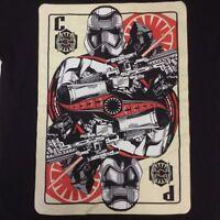STAR WARS Men's T-shirt - STORM TROOPER - NWT-ROGUE MAY THE 4TH - S, M, L, XL