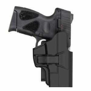 For Taurus G2C G3C Millennium G2 132 140 138 145 745 9mm .40 OWB Belt Holster RT
