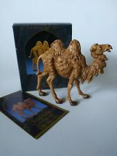 """1992 Fontanini Roman, Inc The Standing Camel Heirloom Nativity 5"""" Collection"""