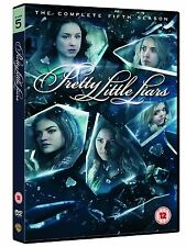 Pretty Little Liars Complete Series 5 DVD All Episodes Fifth Season Original UK