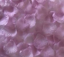 LILAC SILK ROSE PETALS FLOWER TABLE DECORATION CONFETTI WEDDING PARTY
