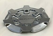 HELO Chrome Wheel Center Cap # 982C01 WITH SCREWS