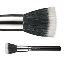 MAC COSMETICS- BRUSH #187 DUO FIBRE FACE BRUSH BRAND NEW IN BOX!!