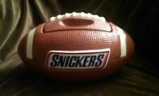 Snickers Football Candy Dish, Ceramic