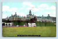 Elmira, NY - EARLY VIEW OF NEW YORK STATE REFORMATORY SCHOOL - POSTCARD - M4