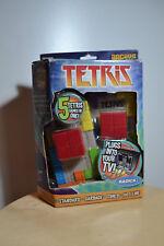 Consola Videojuego Tetris Arcade Tv - Radica 2004 - En Caja