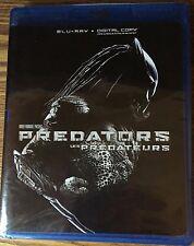 Predators (Blu-ray Disc, 2010, 2-Disc Set, Canadian; Includes Digital Copy)