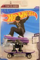 neu in OVP HOT WHEELS 2020 Olympic Games Tokyo 2020-154 Skate Grom
