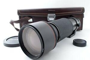 【READ!!】Tokina AT-X SD 150-500mm F/5.6 MF Lens for NIKON from Japan 801712