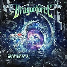 DragonForce - Reaching Into Infinity [New CD] UK - Import
