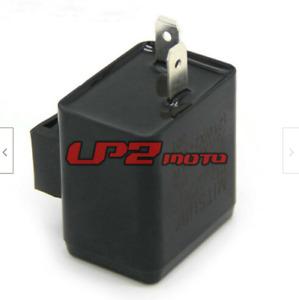 Electronic LED turn signal Relay For Honda CBR125R 2004-2005 CBR125RW 2005-2006