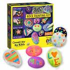 Creativity for Kids Glow In The Dark Rock Painting Kit - Paint 10 Rocks with