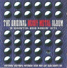 THE ORIGINAL HEAVY METAL ALBUM - CD