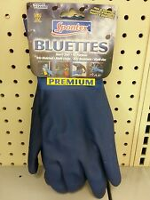 Spontex XL BLUETTES Rubber GLOVES