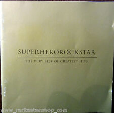 CD / SUPERHEROROCKSTAR / AUSTRIA / ALEX DEUTSCH / RARITÄT /