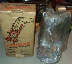 Vintage NOS Portalign Drill Guide Attachment