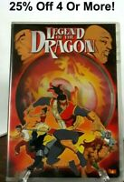 Legend of the Dragon - Vol. 1 (DVD, 2006)~25% Off 4 Or More!