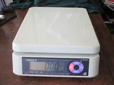 Ishida Company Modle IPC 30 LB. Battery Operated Scale