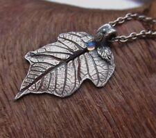 Echtschmuck-Halsketten & -Anhänger aus Feinsilber Opal