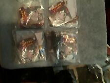 THE SIMPSONS CREEPY CLASSICS BURGER KING TOYS SEALED ~lot of 4