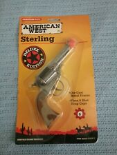 1996 STROMBECKER CORP. TOOTSIE TOY STERLING DELUXE EDITION RING CAPS CAP PISTOL