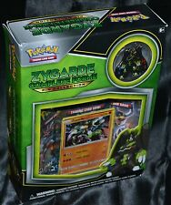 Zygarde Complete Forme Pin Collection Box Pokemon Trading Card Game Booster Pack